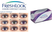 Wholesale Brand New Freshlook pairs Contact lenses lens For Eyes Color Contact Tones colors EYE Crazy lens Freshlook