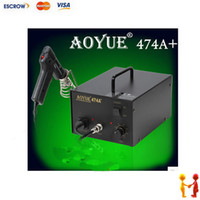 220V 188 x 127 x 244 mm 474A+ 220V AOYUE474A+ Vacuum Gun Desoldering Gun Suction,Aoyue 474A+ soldering station
