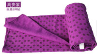 blankets for yoga - Hot Sales Health Care Skidless Yoga Towel Yoga Mat Non slip Yoga Mats for Fitness Yoga Blanket