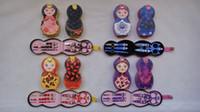 Wholesale Toiletry kit stereo manicure set matryoshka doll set finger plier nail clipper tweezer scissors