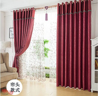 Wholesale Embossed blackout fabric curtain modern quality thickening dodechedron curtain finished product