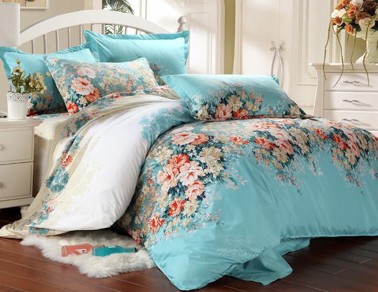 acheter grosses soldes queen king twin literie ensemble de literie ensembles literie housse. Black Bedroom Furniture Sets. Home Design Ideas