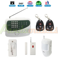 Wholesale Wireless Home Security Auto dial Theftproof Infrared Alarm System