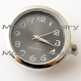 Wholesale 04039 OEM welcome newest watch chunks for bracelet noosa watch chunk for rings different colors