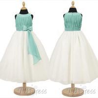 Where to Buy Mint Gold Flower Girl Dresses Online? Where Can I Buy ...