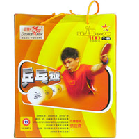 Wholesale 100Pcs Double Fish star star star mm Table Tennis Ping Pong Balls