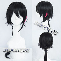Wholesale RWBY WIKI LIE REN Cosplay Wig Anime wig hair wig
