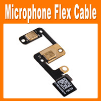 Wholesale Microphone With Flex Cable Replacement for iPad With Competitive Price Replacement Part High Quality via DHL