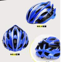 Wholesale Giant Road Cycling Helmet Breathable and Comfortable High Qaulity Mountain Bike Helmet Fashionable Style Cycling Helmets for Rider