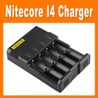 aa packages - Nitecore I4 Charger Universal Charger for AA AAA Battery Nitecore Battery Charger Retail Package new