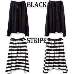Wholesale HOT Popular Women Hip Hop Baggy Stylish Harem Pants Crotch Collapse Culottes K77 utility