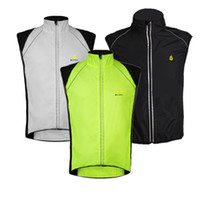 Tops Anti Bacterial Men BC230# New Tour de France Cycling Sportswear Men Jerseys Cycle Top Windcoat Breathable Bike Jacket Sleeveless Shirt Vest