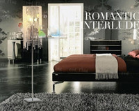 Wholesale High quality modern minimalist floor lamp bedroom bedside lamp crystal floor lamp LYY445