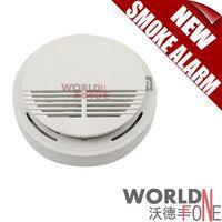 ¡ENVÍO GRATIS! Sistema de seguridad seguridad en el hogar alarma de humo del monitor sin hilos del <b>sensor</b> del detector de humos del fuego Alarma de seguridad (WF-SD04)