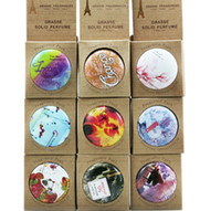 15g perfumes and fragrances lot - Solid Perfume Good Smell Fragrance Deodorant with Fashional Pattern and Multiple fragrance for Choose