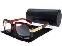 Wholesale Germany Designer Eyeglasses Cazal Eyewear Sunglasses Fashion Eyeglass Frame with Clear Pain Polarized Lens Optical glasses