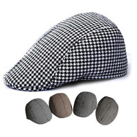 Wholesale New men and women BaJiaoMao newsboy cap ms painter hat fashion hat autumn comfortable breathable hat
