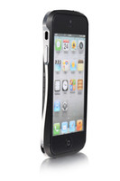 Metal apple vapors - Bumper Coque Case Aluminium Metal Deff Cleave Draco Vapor A6061 For iPhone S