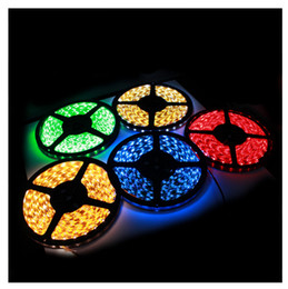 Wholesale 5M roll 5M 300 LED strip SMD 5050 Flexible Waterproof LED Strip light with WW CW,R,G,B,Y,RGB for Home Party Decoration Lights