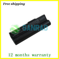 Wholesale black cells mAh replacement laptop battery for ASUS Eee PC G G G Surf G XP Series Eee pc700