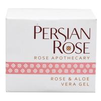 Face apothecary - Free Shippping Original Penrsian Rose Apothecary Rose and Aloe vera Gel ml