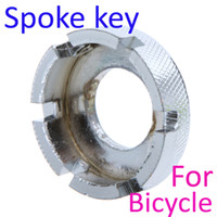 Wholesale 5PCS Brand New Way Spoke Key Bike Bicycle Wheel Spanner Wrench Repair Tool Accessories