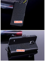 Wholesale Ultra Slim Silk Mobile Cell Phone Protector Leather Pouch Smart Cover Stand Skin Case Shell For Samsung Galaxy S5 S SV I9600 DHL