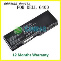 Wholesale 9 cells mAh Replacement laptop battery for Dell Inspiron Inspiron E1505 E150 Latitude L Inspiron Vostro