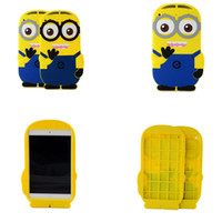 Newest For Ipad mini 2 Soft Back Cover Case Despicable Me Si...