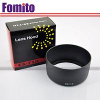 Wholesale Lens hood ES II for Canon EF mm f USM lens