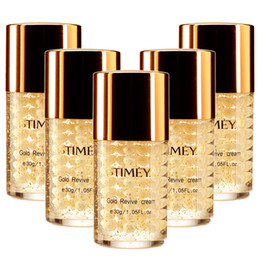 Wholesale 24k gold facial kit anti aging cream bottles