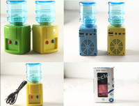 Wholesale Newest Water Dispenser Good Quality Portable Mini Speaker For Phone Tablet PC MP3 MP4