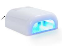 UV Lamp 36W EU 36w Curing Nail Dryer UV Lamp Light Salon Spa Acrylic Gel 36 Watt White