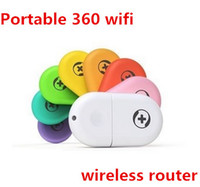 Wholesale Hot sale Portable wifi mini wireless router access point wireless bridge Portable WiFi Adapter luxury