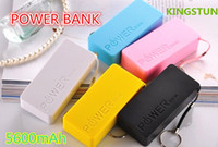 Wholesale mah Perfume Phone Power Bank Emergency External Battery Charger panel USB for iphone S S Galaxy S3 S4