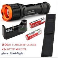 Classic MinnieCREE XM- L T6 1800 Lumens 5 mode Zoomable Led f...