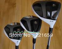 Wholesale 2013 Hot New Stage2 golf wood set driver Wood ps graphite shaft EMS