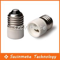 Wholesale E27 to GU10 Light Lamp Bulb Socket Adapter Converter