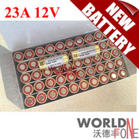 Wholesale A V A23 E23A MN21 MS21 V23GA L1028 Alkaline Battery WF AB042 Worldfone