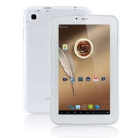 Wholesale 7 Inch Ampe A75 G Tablet Built in G Phone Allwinner A13 MB RAM G Flash Android Capacitive Dual Camera