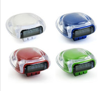Wholesale Pedometer Walking Step Distance Calorie Counter Multifunction Digital