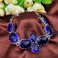 2PCS Lot High Quality Holiday Gift Newest Swiss Blue Topaz G...