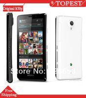 Wholesale Original Son Xperia T LT30P LT30 unlocked mobile phone GB Dual core GHz G GSM WIFI GPS MP tphone Dropshipping