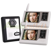 other 2.4Ghz Wireless video door phone - Two GHz Wireless Inch Touch Screen Monitors Video Door Phone with Camera