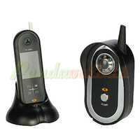Wholesale 2 GHZ Digital Wireless Intercom Color Video Door Phone