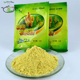 Wholesale 2pcs Wild Harvested Shell broken Pine Pollen Powder Bags Cracked Cell Wall g pc bag oz g