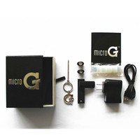 Micro G pen electronic cigarette e cigarette for wax or dry ...