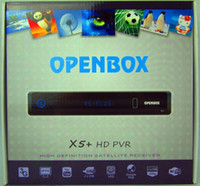 Wholesale new coming openbox x5 plus same functions as openbox x5 super hd pvr youtube youporn
