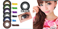 Wholesale pairs hot sell VOV VENUS EYES contact lenses crazy lens color fast