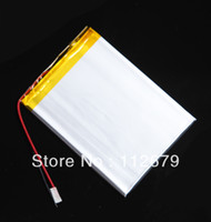 Wholesale 357090 V mAh Lithium polymer Battery with Protection Board For Tablet PC CUBE U25GT